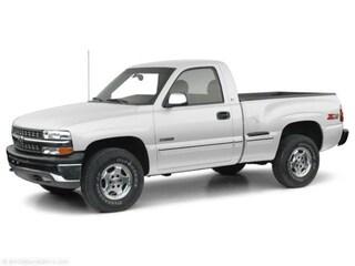 2001 Chevrolet Silverado 1500 LS Truck
