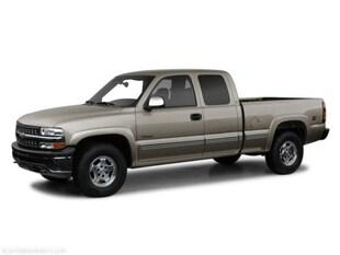 2001 Chevrolet Silverado 1500 LT Truck Extended Cab