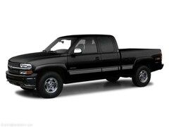 Used 2001 Chevrolet Silverado 1500 Truck Extended Cab for Sale near Denver CO