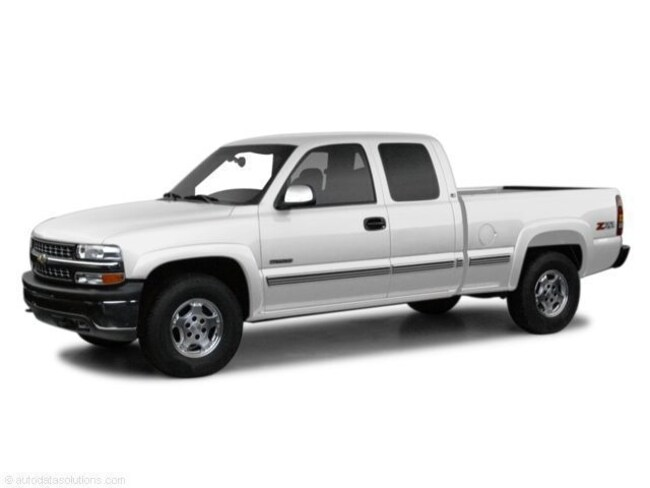 Used 2001 Chevrolet Silverado 1500 Truck Extended Cab Grand Forks, ND