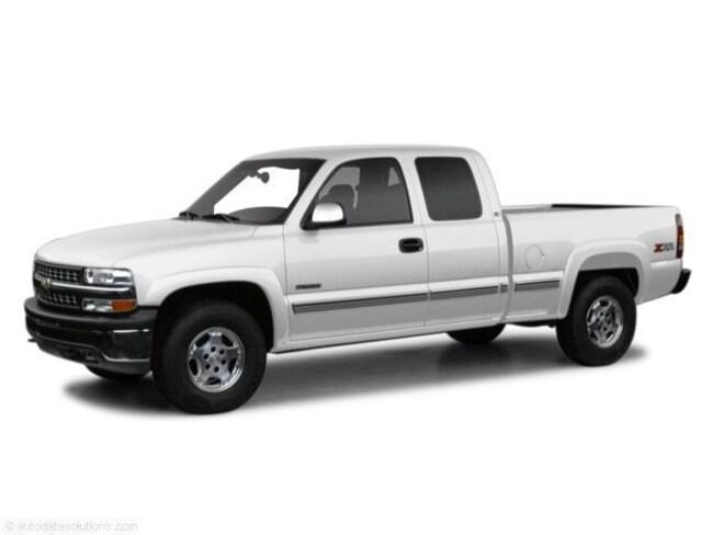 2001 Chevrolet Silverado 1500 Base Truck Extended Cab