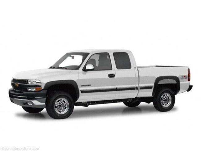 2001 Chevrolet Silverado 2500HD Extended Cab Truck