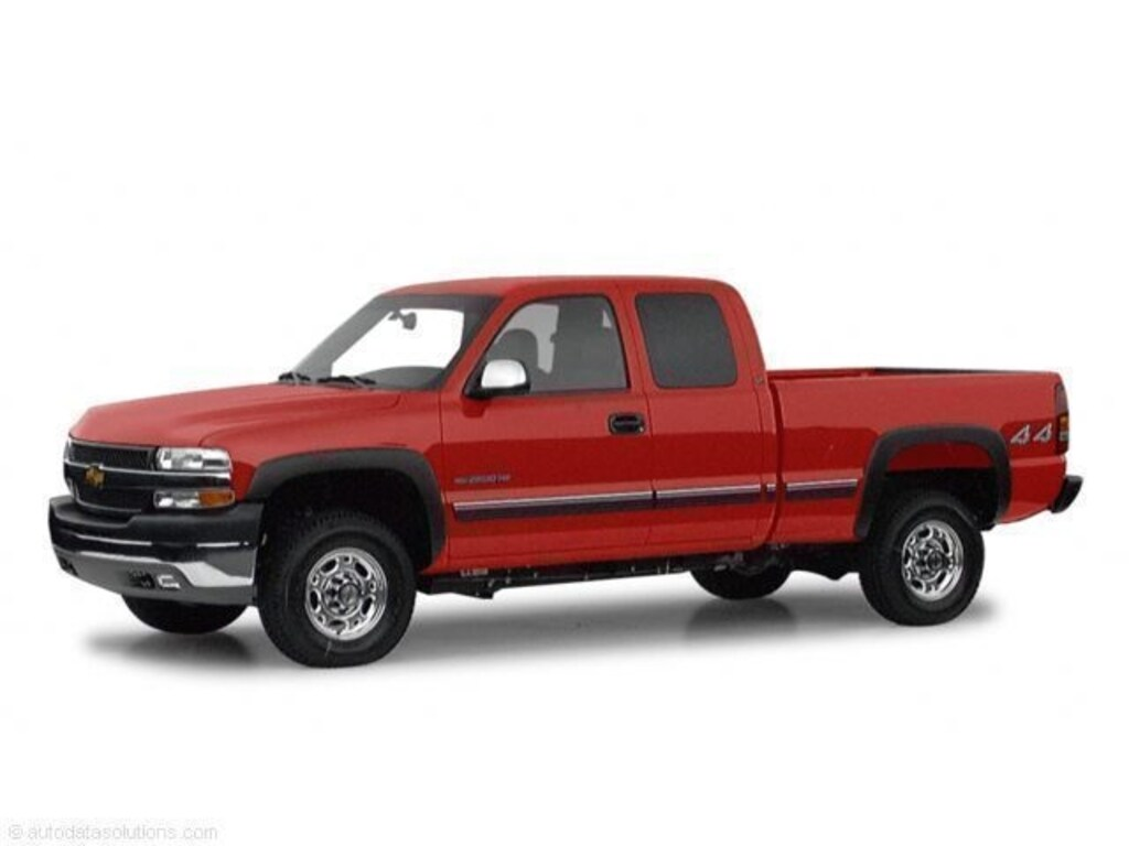 Used 2001 Chevrolet Silverado 2500HD LS For Sale Virginia Beach   VIN#  1GCHC29G01E283137