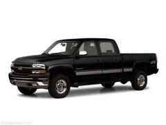 2001 Chevrolet Silverado 2500HD LT Truck Crew Cab