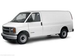 2001 Chevrolet Express Van G2500 Cargo Van