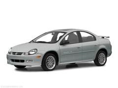 Used 2001 Dodge Neon Highline Sedan 1B3ES46C91D291859