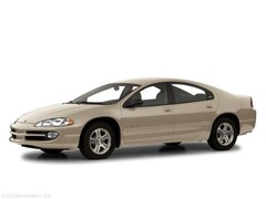 2001 Dodge Intrepid SE Sedan