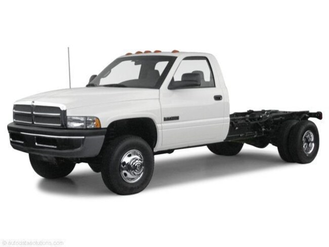 2001 Dodge Ram 3500 Chassis Truck