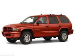 Used cars, trucks, and SUVs 2001 Dodge Durango SUV 1B4HS28N91F629731 for sale near you in Burlington, WI