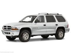 Bargain Used 2001 Dodge Durango Wagon 1B4HS28N71F632935 in Pocatello, ID