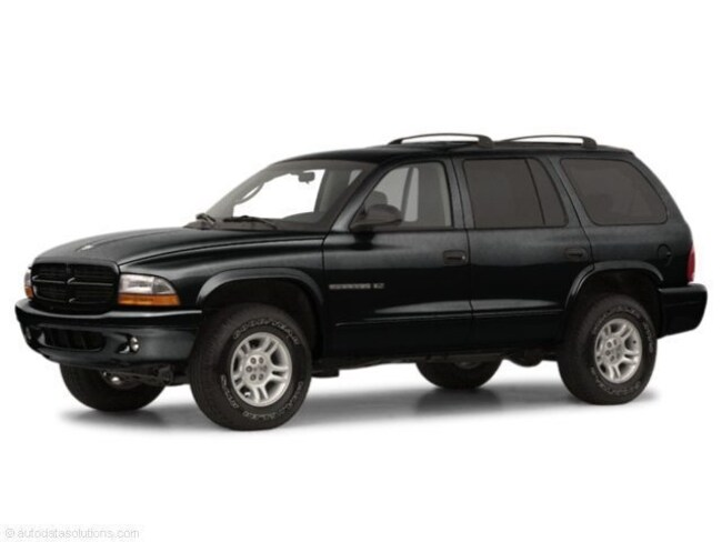 2001 Dodge Durango SLT SUV Anchorage, AK