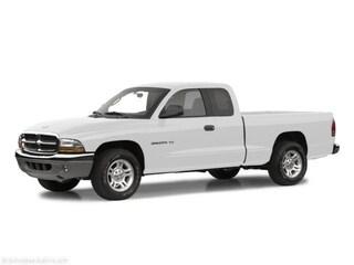 2001 Dodge Dakota Extended Cab Pickup