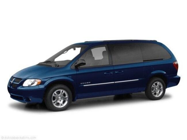 2001 Dodge Grand Caravan ES Passenger Van