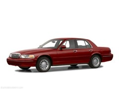 Used 2001 Ford Crown Victoria LX Sedan For sale near Joplin MO