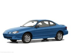 2001 Ford Escort ZX2 Coupe