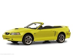 Bargain Used 2001 Ford Mustang GT Convertible for sale near you in Omaha, NE