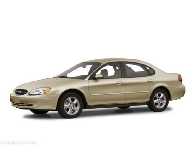 2001 Ford Taurus SES SES  Sedan