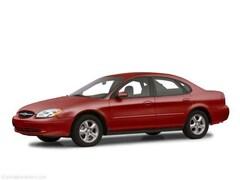 Used 2001 Ford Taurus 4dr Car 1FAFP55U81G173486 Naples Florida