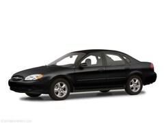 2001 Ford Taurus SEL 4dr Sedan Sedan