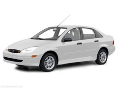 2001 Ford Focus LX Sedan