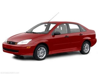2001 Ford Focus SE Sedan