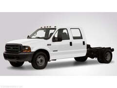 2001 Ford F-350 Chassis Truck Crew Cab