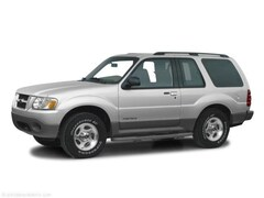 Used Cars  2001 Ford Explorer Sport Base SUV For Sale in Pueblo CO