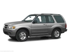 2001 Ford Explorer Sport 102 WB 4WD