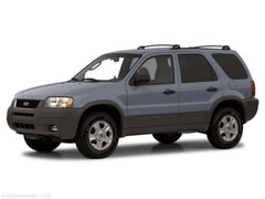 2001 Ford Escape XLS SUV