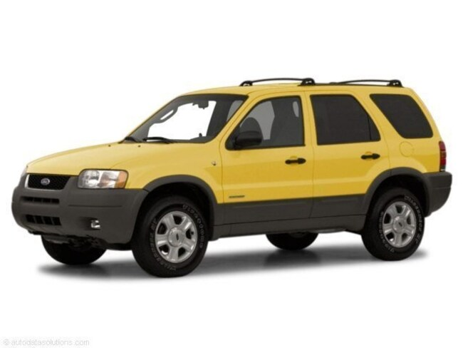 Used 2001 Ford Escape For Sale At Watermark Ford Of Marion