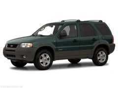 Used 2001 Ford Escape XLT SUV 1FMYU03171KE58289 for sale in Merced, CA