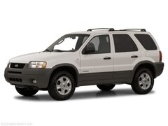2001 Ford Escape XLS 103 WB XLS 4WD