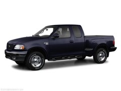 Bargain Used 2001 Ford F-150 XLT Truck in Montpelier OH