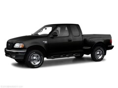 2001 Ford F150 Supercab 4WD Truck