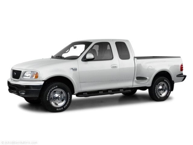 2001 Ford F-150 Lariat Extended Cab Pickup