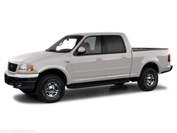 2001 Ford F-150 SuperCrew Truck