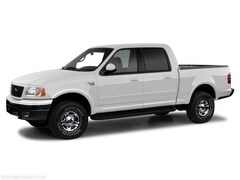 2001 Ford F-150 Truck SuperCrew Cab