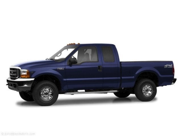 Used 2001 Ford Super Duty F-250 Supercab 158 XLT Extended Cab Pickup Grants Pass, OR