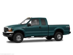 2001 Ford F-250SD XLT Truck