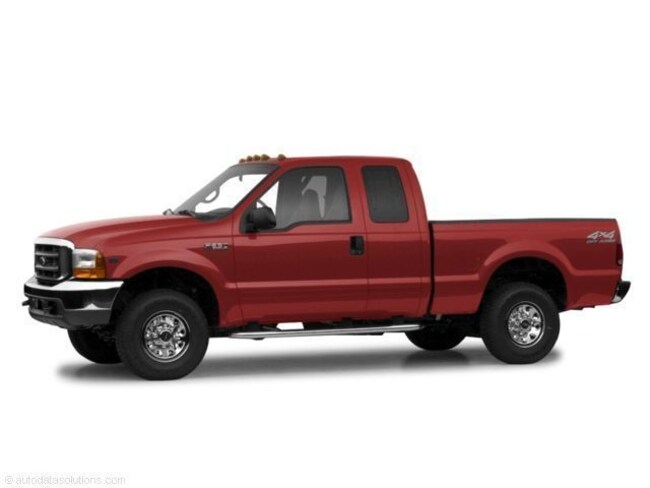 2001 Ford F250 4WD XLT Full Size Truck