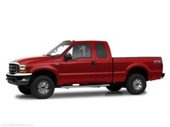 2001 Ford F-250 XLT Extended Cab Truck