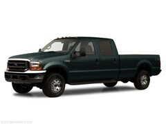 Bargain Used 2001 Ford Super Duty F-250 Crew Cab 156 XLT Crew Cab Pickup in Concord, CA