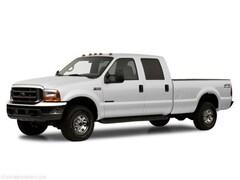 2001 Ford F-250 XLT Truck
