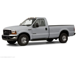 2001 Ford F-350 Truck Regular Cab