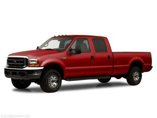 2001 Ford F-350SD XL Truck