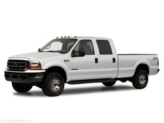 2001 Ford F350 Super Duty Crew Cab Long Bed Manual Truck