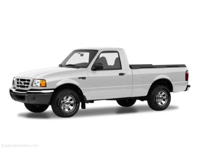 2001 Ford Ranger Truck Regular Cab