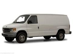 2001 Ford Econoline Cargo Van Recreational E-150 Recreational