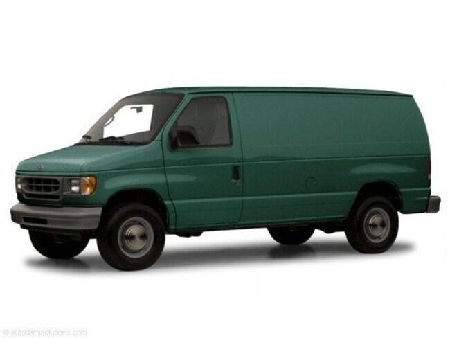 2001 Ford E-150 Van Cargo Van