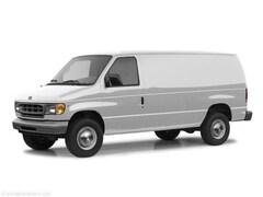 2001 Ford E-250 Commercial Cargo Van